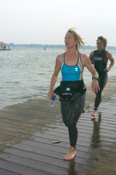 2006 White Lake Sprint Triathlon Race Report