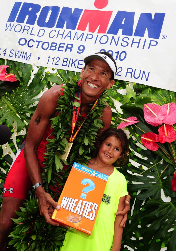 Wheaties® Box To Feature Ford Ironman World Champion For First Time Ever